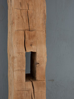 Hand Hewn Beech and Elm 2